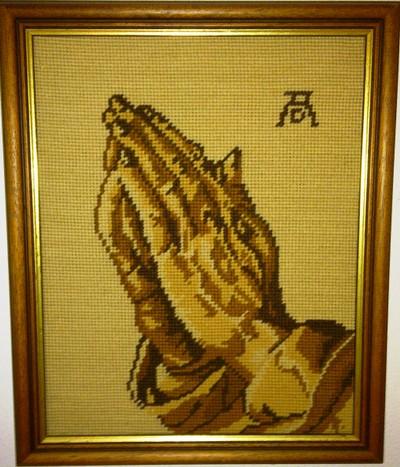beten obwohl man nicht glaubt