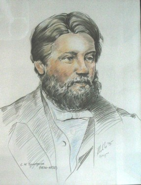 Gemälde in Besitz von <b>Herbert Wölfel</b>, erstellt von einem ungarischen Maler <b>...</b> - SpurgeonUngarn2